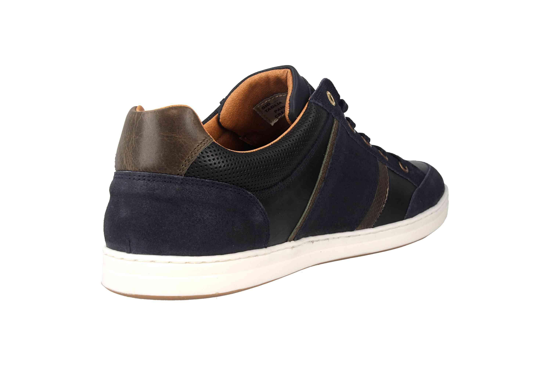 Pantofola d'Oro MONDOVI UOMO LOW Sneaker in Übergrößen Blau 10191017.29Y/10191066.29Y große Herrenschuhe – Bild 3