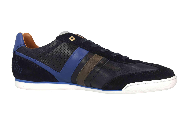 Pantofola d'Oro VASTO UOMO LOW Sneaker in Übergrößen Blau 10191037.29Y/10191067.29Y große Herrenschuhe – Bild 4