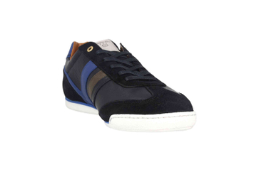 Pantofola d'Oro VASTO UOMO LOW Sneaker in Übergrößen Blau 10191037.29Y/10191067.29Y große Herrenschuhe – Bild 5