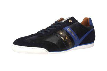 Pantofola d'Oro VASTO UOMO LOW Sneaker in Übergrößen Blau 10191037.29Y/10191067.29Y große Herrenschuhe – Bild 6
