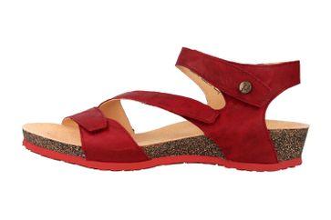 Think! Dumia Sandaletten in Übergrößen Rot 4-84370-73 große Damenschuhe – Bild 1