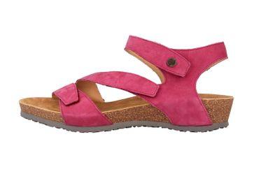 Think! Dumia Sandaletten in Übergrößen Lila 4-84371-30 große Damenschuhe – Bild 1
