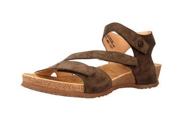 Think! Dumia Sandaletten in Übergrößen Grün 4-84371-62 große Damenschuhe – Bild 6