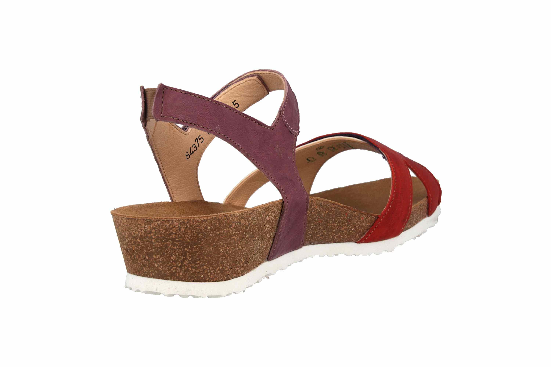 Think! DUMIA Sandaletten in Übergrößen Mehrfarbig 4-84375-35 große Damenschuhe – Bild 3