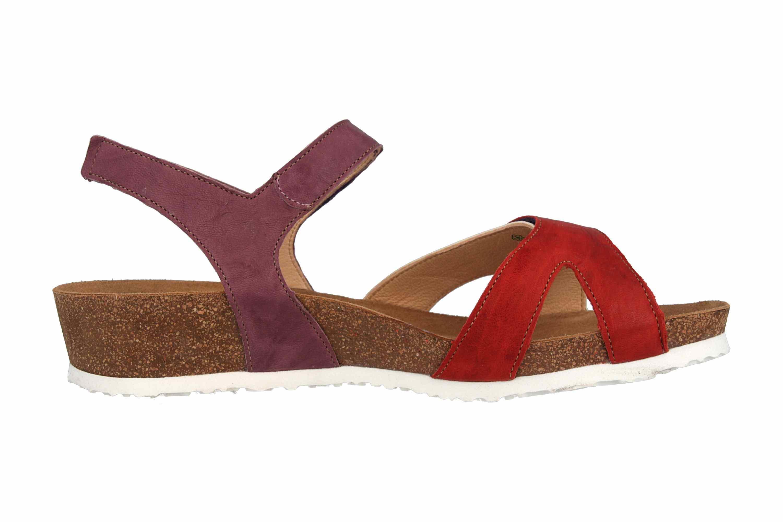 Think! DUMIA Sandaletten in Übergrößen Mehrfarbig 4-84375-35 große Damenschuhe – Bild 4
