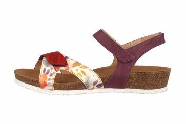 Think! DUMIA  Sandaletten in Übergrößen Mehrfarbig 4-84375-35 große Damenschuhe – Bild 1
