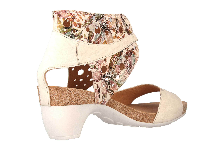Think! TRAUDI Sandaletten in Übergrößen Mehrfarbig 4-84579-94 große Damenschuhe – Bild 3