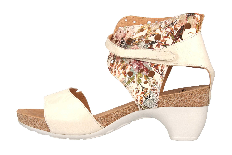 Think! TRAUDI Sandaletten in Übergrößen Mehrfarbig 4-84579-94 große Damenschuhe – Bild 1