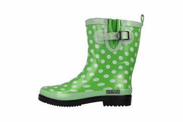 schuhplus Gummistiefel in Übergrößen Grün Dorin-k-Hellgrün große Damenschuhe – Bild 1