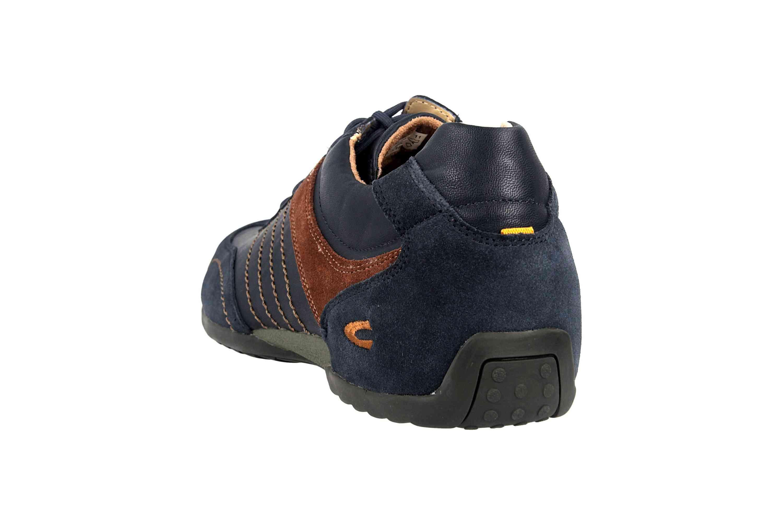 Camel Active Sneaker in Übergrößen Blau 137.36.02 große Herrenschuhe – Bild 2