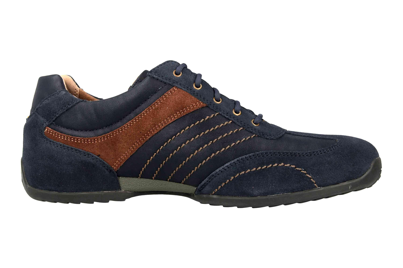Camel Active Sneaker in Übergrößen Blau 137.36.02 große Herrenschuhe – Bild 4