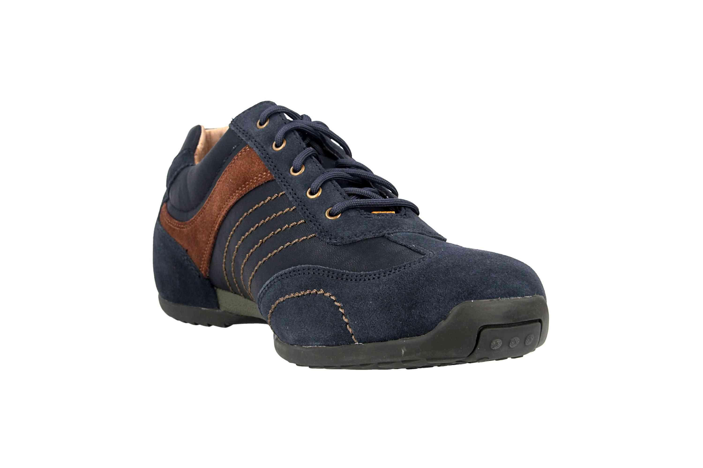 Camel Active Sneaker in Übergrößen Blau 137.36.02 große Herrenschuhe – Bild 5