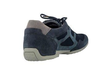 Camel Active Sneaker in Übergrößen Blau 137.38.03 große Herrenschuhe – Bild 3