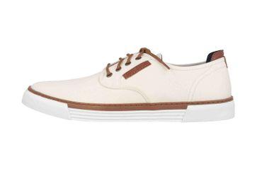 Camel Active Sneaker in Übergrößen Weiß 460.14.07 große Herrenschuhe – Bild 1