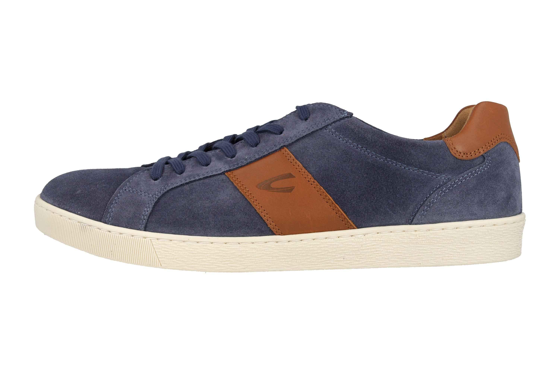Camel Active Sneaker in Übergrößen Blau 537.11.03 große Herrenschuhe – Bild 1