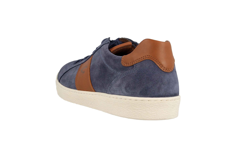 Camel Active Sneaker in Übergrößen Blau 537.11.03 große Herrenschuhe – Bild 2