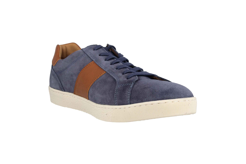 Camel Active Sneaker in Übergrößen Blau 537.11.03 große Herrenschuhe – Bild 5