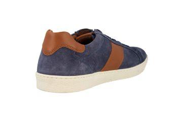 Camel Active Sneaker in Übergrößen Blau 537.11.03 große Herrenschuhe – Bild 3