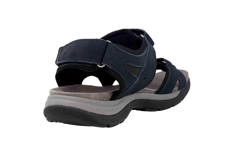 Camel Active Sandale in Übergrößen Blau 540.11.04 große Herrenschuhe – Bild 3