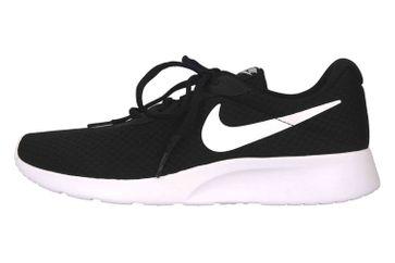Nike Tanjun Sneakers in Übergrößen Schwarz 812655 011 große Damenschuhe – Bild 1