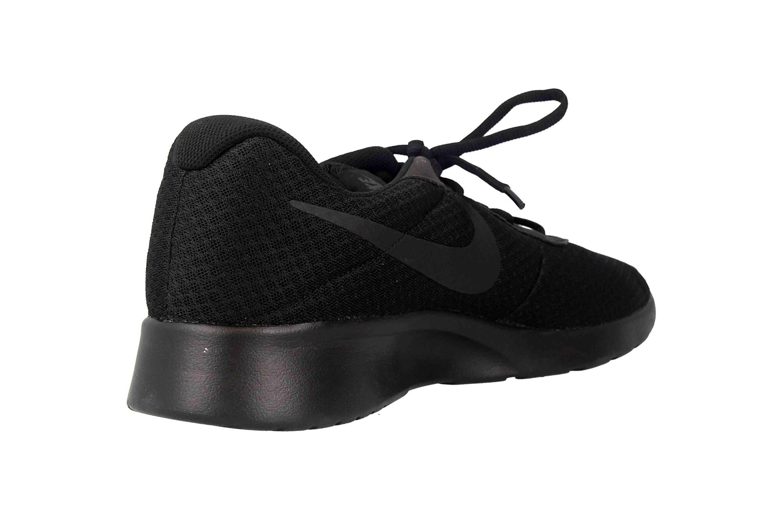 Nike Tanjun Sneakers in Übergrößen Schwarz 812654 001 große Herrenschuhe – Bild 3
