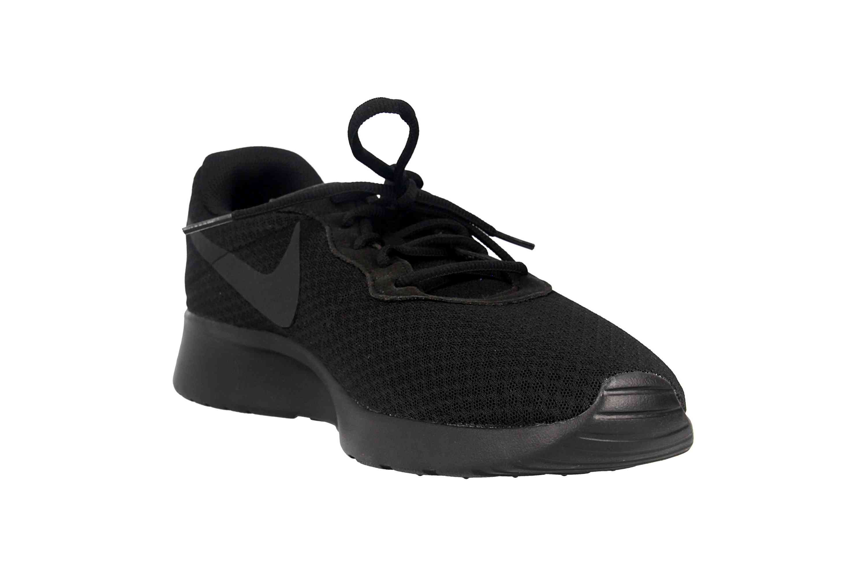 Nike Tanjun Sneakers in Übergrößen Schwarz 812654 001 große Herrenschuhe – Bild 5