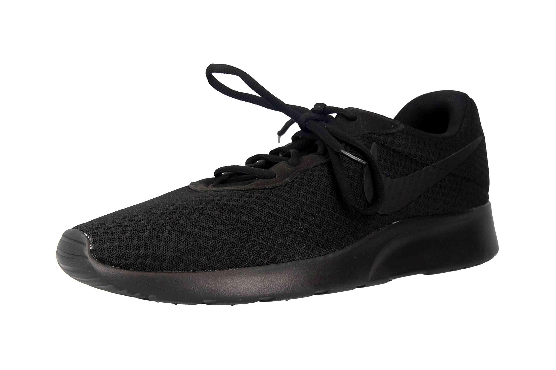 Nike Tanjun Sneakers in Übergrößen Schwarz 812654 001 große Herrenschuhe – Bild 6