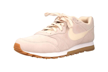 Nike Runner 2 SE Sneakers in Übergrößen Beige AQ9121 801 große Damenschuhe – Bild 6