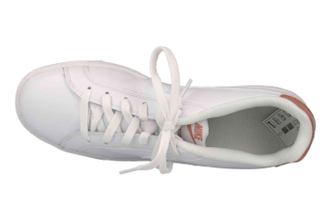 Nike Court Royale Sneaker in Übergrößen Weiß 749867 116 große Damenschuhe – Bild 7