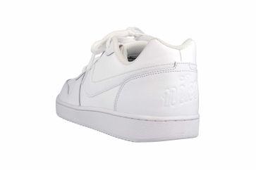 Nike Ebernon Low Sneaker in Übergrößen Weiß AQ1775 100 große Herrenschuhe – Bild 2