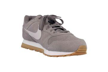 Nike Runner 2 Suede Sneaker in Übergrößen Grau AQ9211 002 große Herrenschuhe – Bild 5