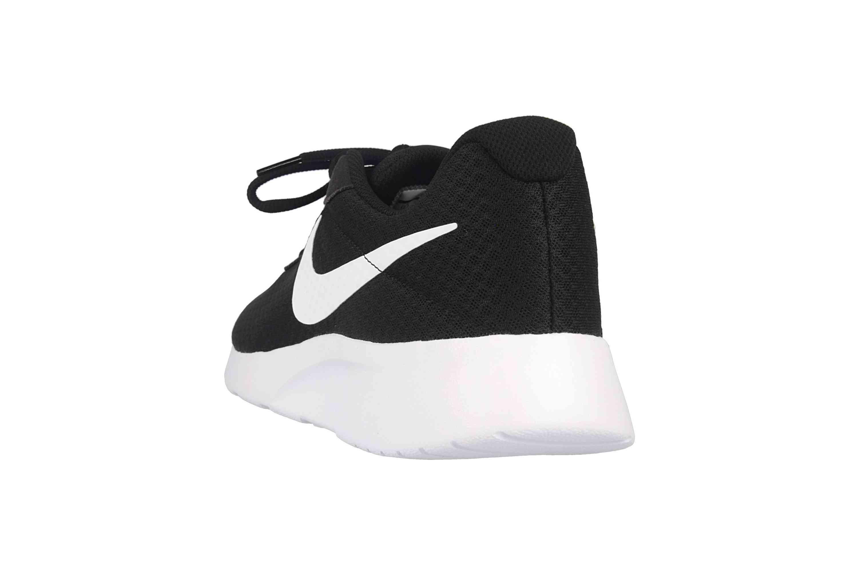 Nike Tanjun Sneaker in Übergrößen Schwarz 812654 011 große Herrenschuhe – Bild 2