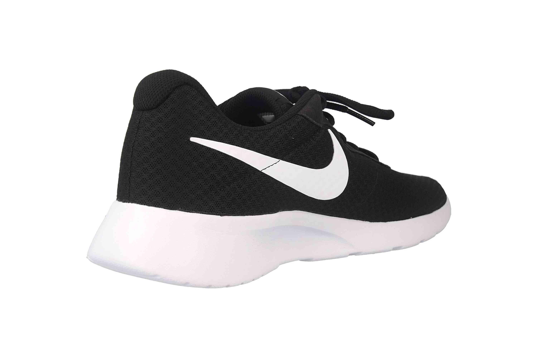 Nike Tanjun Sneaker in Übergrößen Schwarz 812654 011 große Herrenschuhe – Bild 3