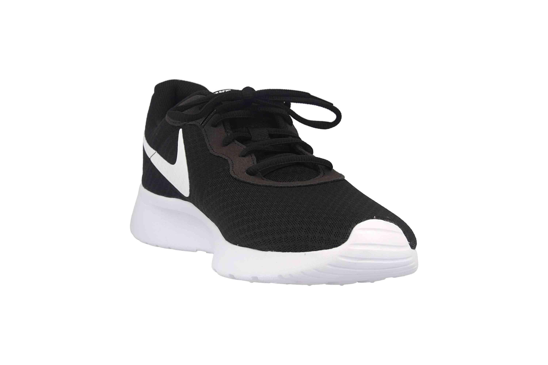 Nike Tanjun Sneaker in Übergrößen Schwarz 812654 011 große Herrenschuhe – Bild 5