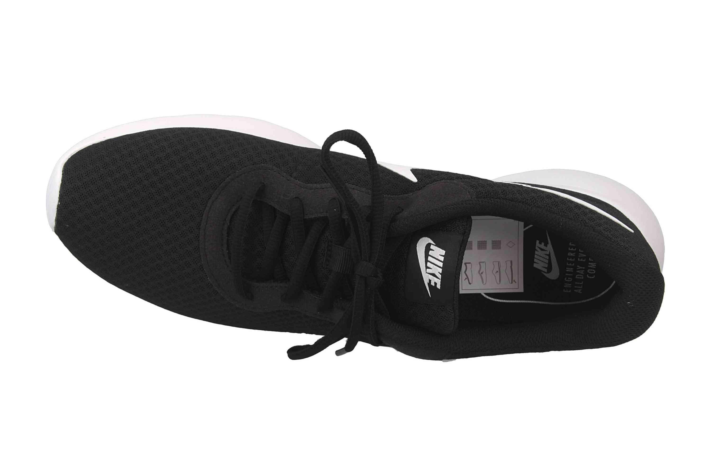 Nike Tanjun Sneaker in Übergrößen Schwarz 812654 011 große Herrenschuhe – Bild 7