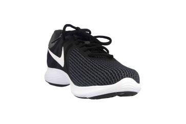 Nike Revolution 4 Sneaker in Übergrößen Schwarz AJ3491 001 große Damenschuhe – Bild 5