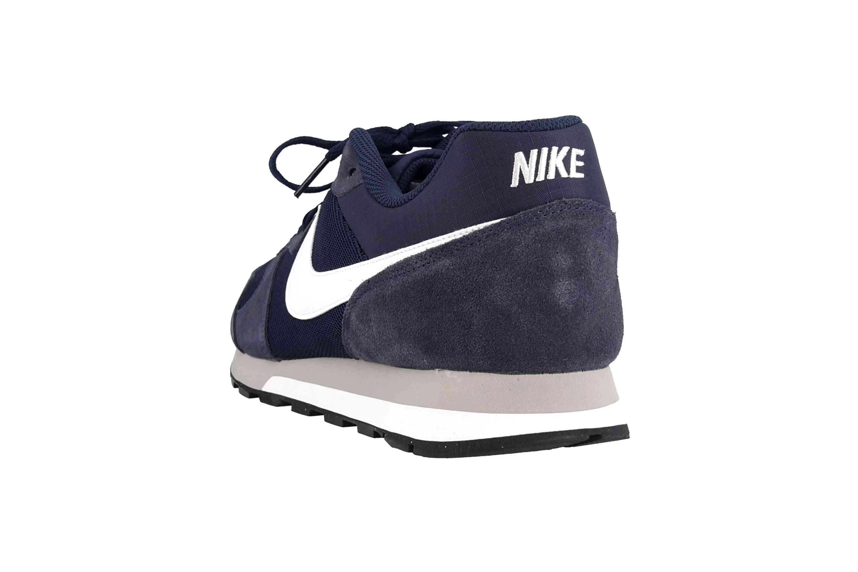 Nike Runner 2 Sneaker in Übergrößen Blau 749794 410 große Herrenschuhe – Bild 2