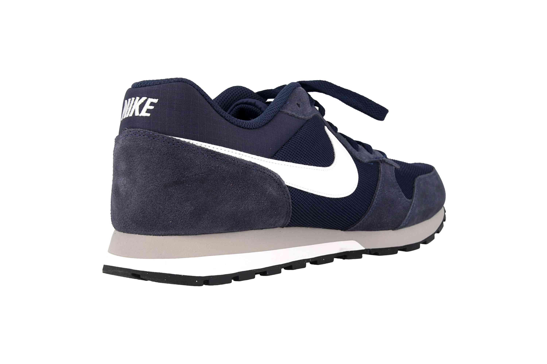 Nike Runner 2 Sneaker in Übergrößen Blau 749794 410 große Herrenschuhe – Bild 3