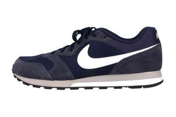 Nike Runner 2 Sneaker in Übergrößen Blau 749794 410 große Herrenschuhe – Bild 1