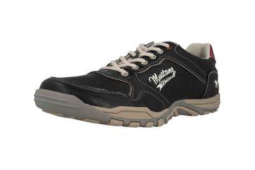 Mustang Shoes Halbschuhe in Übergrößen Grau 4027-320-200 große Herrenschuhe – Bild 6