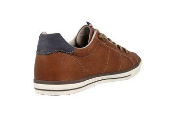 Mustang Shoes Sneaker in Übergrößen Braun 4072-308-307 große Herrenschuhe – Bild 3