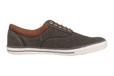 Mustang Shoes Halbschuhe in Übergrößen Grau 4072-312-20 große Herrenschuhe – Bild 4
