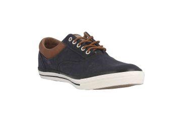 Mustang Shoes Halbschuhe in Übergrößen Schwarz 4072-312-9 große Herrenschuhe – Bild 5
