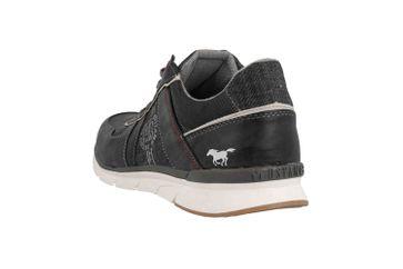Mustang Shoes Halbschuhe in Übergrößen Grau 4137-302-200 große Herrenschuhe – Bild 2