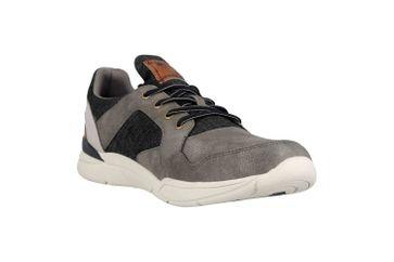 Mustang Shoes Halbschuhe in Übergrößen Grau 4138-301-2 große Herrenschuhe – Bild 5