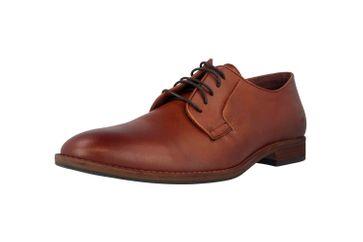 Mustang Shoes Halbschuhe in Übergrößen Braun 4904-302-301 große Herrenschuhe – Bild 6