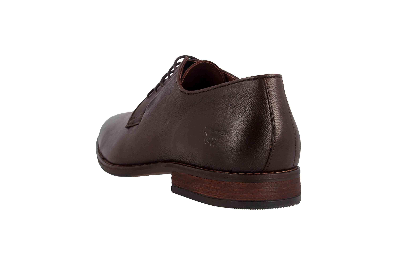 Mustang Shoes Halbschuhe in Übergrößen Braun 4904-302-32 große Herrenschuhe – Bild 2