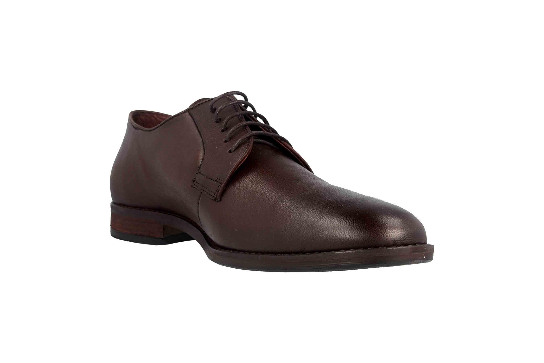 Mustang Shoes Halbschuhe in Übergrößen Braun 4904-302-32 große Herrenschuhe – Bild 5