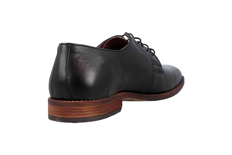 Mustang Shoes Halbschuhe in Übergrößen Schwarz 4904-302-9 große Herrenschuhe – Bild 3