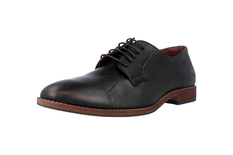 Mustang Shoes Halbschuhe in Übergrößen Schwarz 4904-302-9 große Herrenschuhe – Bild 6